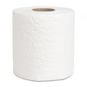 Toilet Paper Special  -  Embossed Roll Bath Tissue, 2 Ply - 400 Sheets/Roll, 96 Rolls/Carton